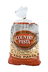 TRADITIONAL HOMEMADE STYLE - Created using the old-fashioned roll and cut method. This means that you get to enjoy a high-quality homemade pasta without making it yourself. MADE FROM 100% DURUM - We use only the best durum that is ground into high-qu...