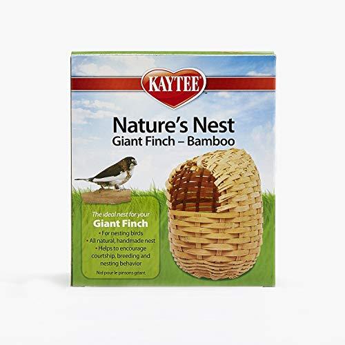 Kaytee Giant Finch Bamboo Nature's Nest