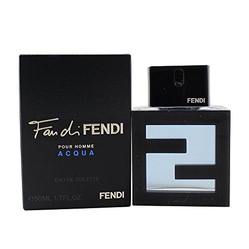 FENDI FAN DI FENDI ACQUA MEN EDT Spr 50,0 ml
