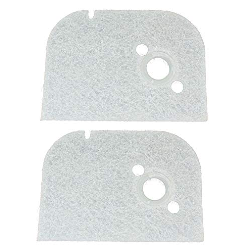 AISEN Pack of 2 Air Filters for Stihl 009 010 011 012 ST600 Chainsaw 1120-120-1600