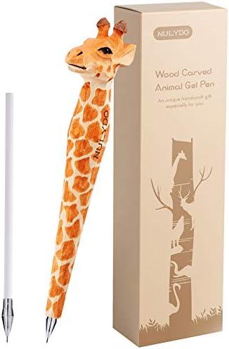 Giraffe school supplies