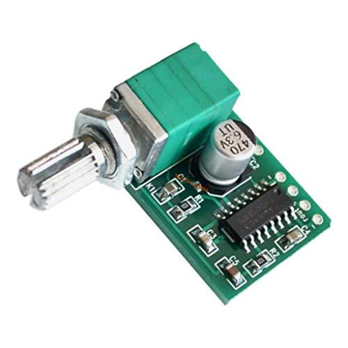 F Fityle Amplificador de Audio Digital USB 1pc