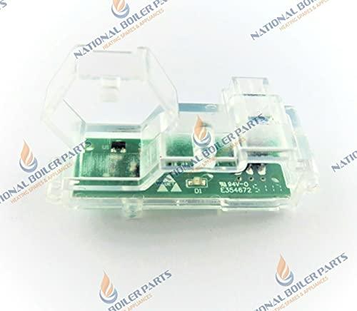 BAXI DUOTEC Combi 24 28 33 40 HE & HE A & Platinum Combi 24 28 33 40 HE & HE A Sensor de flujo de caldera 5114767