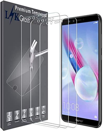 LK Compatible con Samsung Galaxy A22 5G Protector de Pantalla,2 Pack Cristal Templado y 2 Pack Protector de Lente de cámara, Doble protección