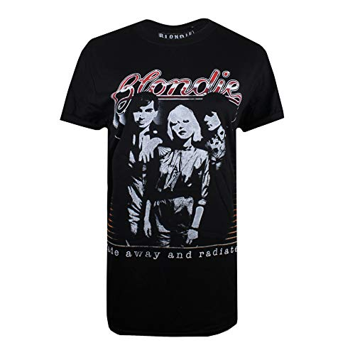 Women's Official Blondie Fade Away and Radiate T-shirt - S to XL