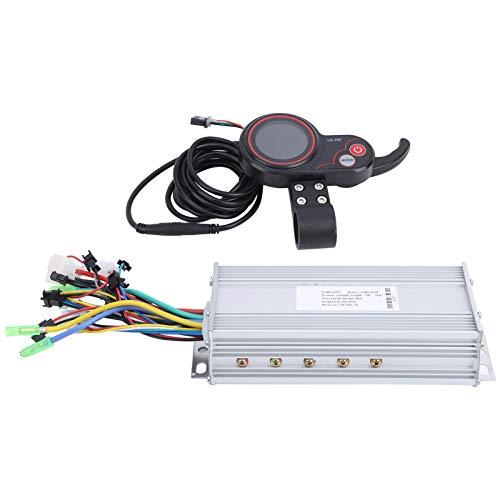 Pwshymi Controlador de Motor de Scooter eléctrico 2 en 1 LH100 60V...