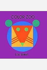 Color Zoo Board Book Board book
