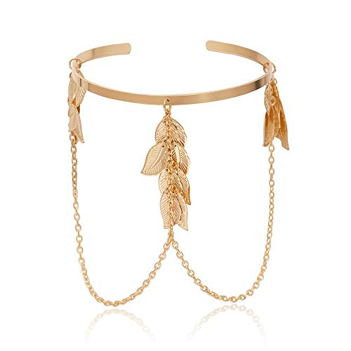 Nobrand Lassen Sie Oberarm Armband Für Frauen/Mädchen Retro Armband Armreif Schmuck Mode Weibliche Charms Armband Manschette Femme Geschenk
