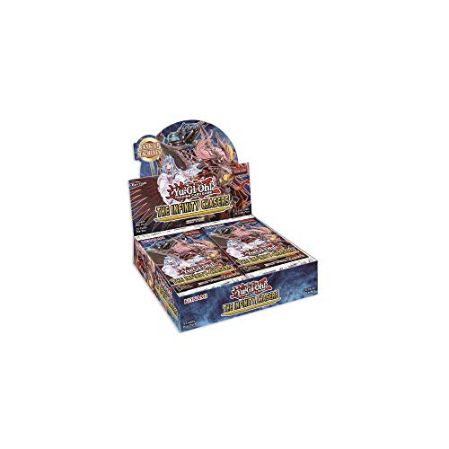 Konami Yu-Gi-Oh! The Infinity Chasers Display Mit 24 Booster