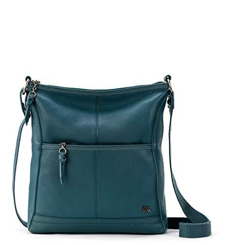 The Sak Women's Iris Leather Crossbody, Lapis