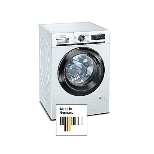 Siemens iQ700 WM14W5A1 Waschmaschine / 8,00 kg / A+++ / 137 kWh / 1.400 U/min / Schnellwaschprogramm / Nachlegefunktion / aquaStop mit lebenslanger Garantie