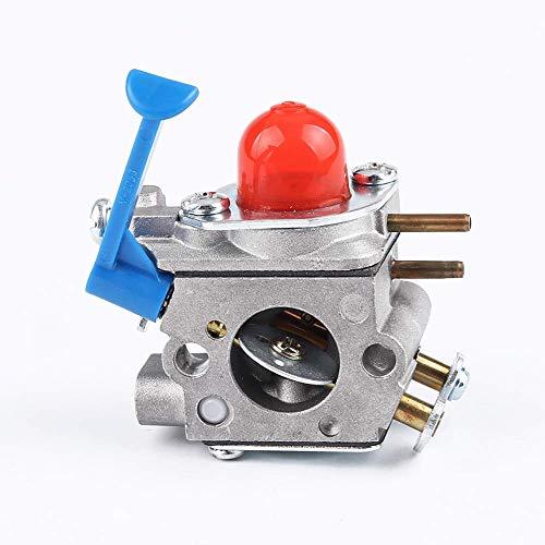 WANWU Carburador Carb Piezas de Repuesto para 28cc 128LDX 125L 125LDX 124L 128C 128L 128R 128RJ Sustituye a Zama C1Q-W40A C1Q-W38