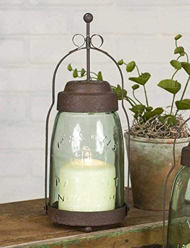 CTW Home Collection Quart Mason Jar Butler Lantern Home Accessories product image