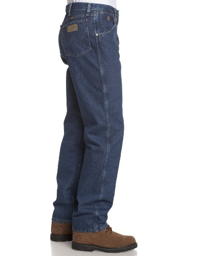 Wrangler Men's George Strait Cowboy Cut Relaxed Fit Jean