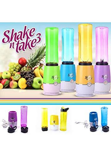 Batidora de fruta batidora Shake N Take 3 Frappe Milkshake helado Fitness gimnasio