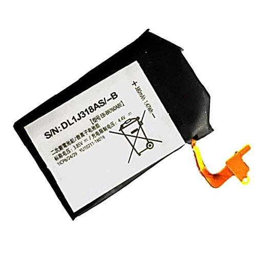 Bestome EB-BR760ABE GH43-04699A - Batería de repuesto para Samsung Gear S3 Frontier (SM-R760), Samsung Galaxy Gear S3 Classic R770, R760, R770, BR760, R765