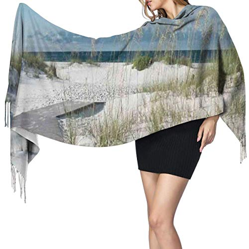 XCNGG Imitation Kaschmir Fransen Schal Schal Long Fashion Schal Women Scarves Rustic...