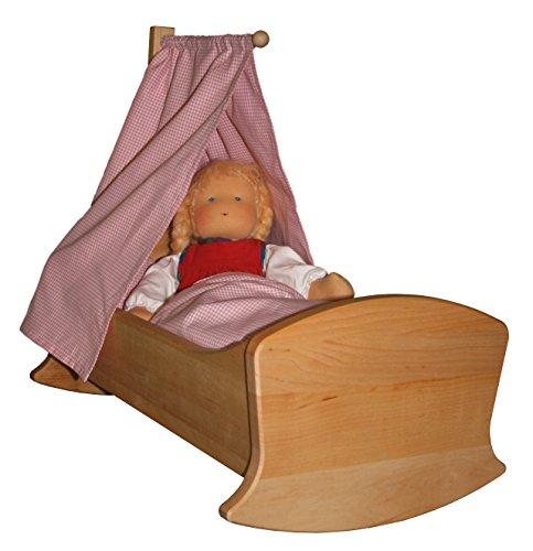 Schöllner Holzspielzeug Schöllner Puppenwiege