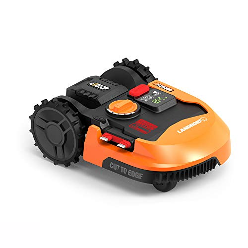 Worx WR150 Landroid  L 20V Robotic Lawn Mower Review