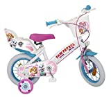 Toimsa 12' 12 Zoll Disney Kinder Mädchen Fahrrad Kinderfahrrad...
