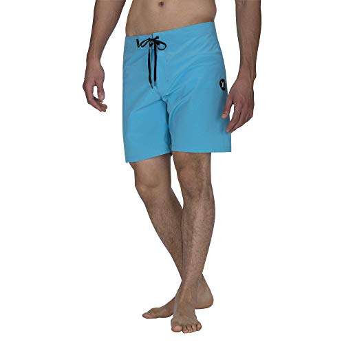 Hurley Herren M Phantom ONE und ONLY 18' Shorts, Photo Blue, 30