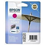 Epson C13T04434020 - Cartucho, color magenta
