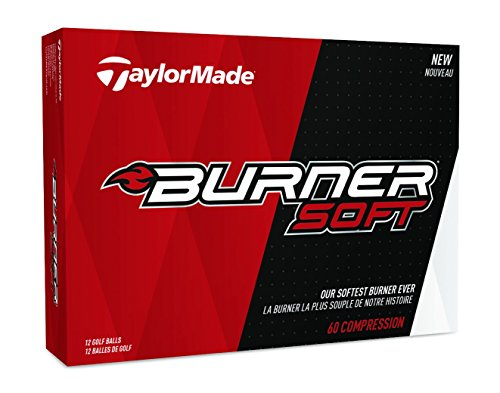 TaylorMade Burner Golf Ball Soft