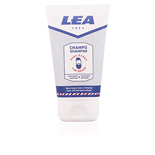 Lea Champú para Barba Purificante y Suavizante - 100 ml