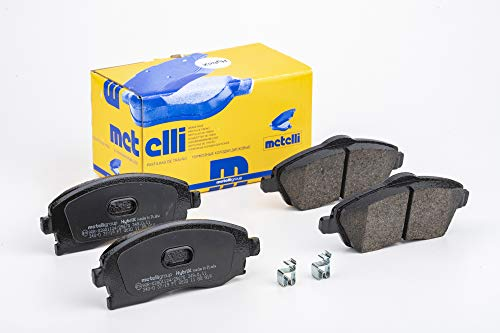 metelligroup 22-0340-0 Bremsbeläge, Made in Italy, Ersatzteile für Autos, ECE R90-zertifiziert, Kupferfrei