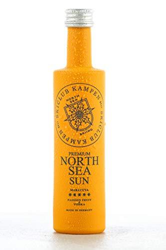 North Sea Sun, Vodka-Likör mit Maracuja, 15% vol., Skiclub Kampen, 700 ml