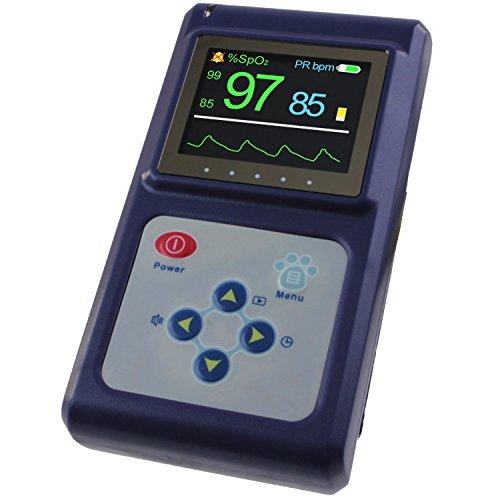 PULOX Pulsoximeter PO-600VET