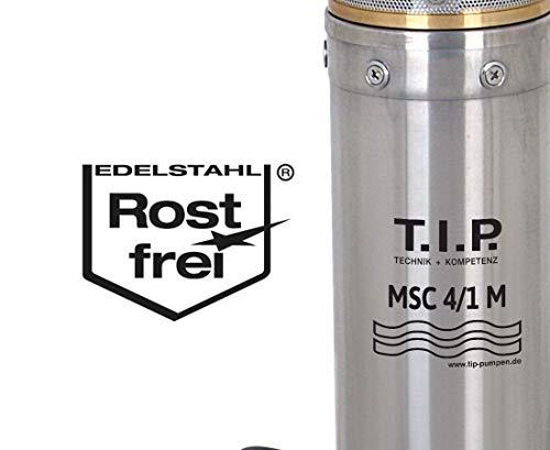 T.I.P. MSC 4/1 M Tiefbrunnenpumpe - 3