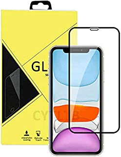 Lions iPhone 12 Pro Max Screen Protector Tempered Glass HD Ultra Clear 9D Touch Full Protection Designed Durable 0.33mm, (...