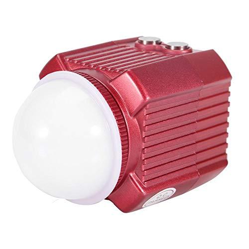 Velaurs Linterna de cámara, Linterna LED subacuática, Profundidad de Buceo de 60 m, Camping, Viajes, Pesca, Senderismo o Uso doméstico para Actividades al Aire Libre, montañismo, Picnic
