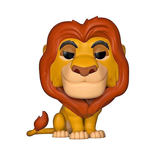 Funko 36391 POP Vinyl: Lion King: Mufasa, Multi