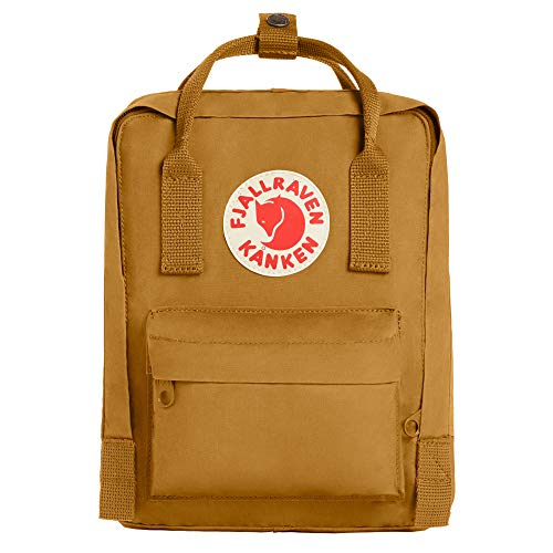 Fjallraven, Kanken Mini Classic Backpack for Everyday, Acorn