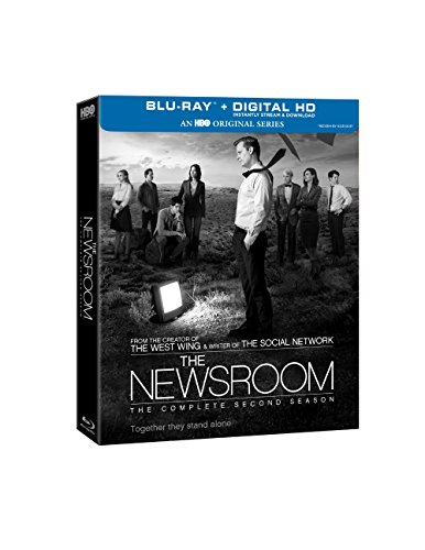 The Newsroom: The Complete Second Season (Blu-ray)