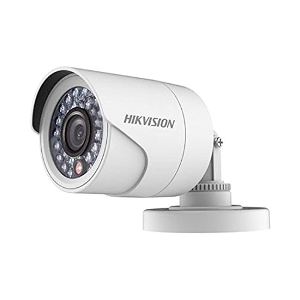 またね衰えるボーカルHIKVISION(ハイクビジョン)防犯カメラ 屋外 TVI 243万画素 フルハイビジョン1080p 赤外線 IRバレットカメラ DS-2CE16D0T-IRP [3.6mm] 正規品日本国内発送