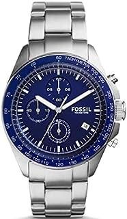 ساعة فوسيل سبورت 54 للرجال - انالوج بسوار ستانلس ستيل - CH3030
