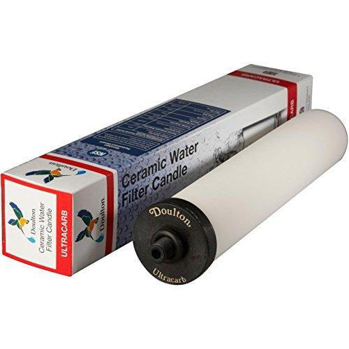 DOULTON-w9123053 Bougie filtrante en céramique UltraCarb 25,4 cm