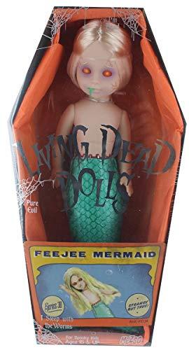 Living Dead Dolls - S30 FEEJEE Mermaid