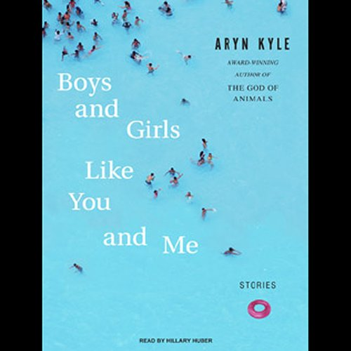 Boys and Girls Like You and Me audiobook cover art