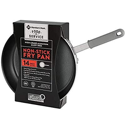 "Daily Chef 14"" Nonstick Restaurant Fry Pan"