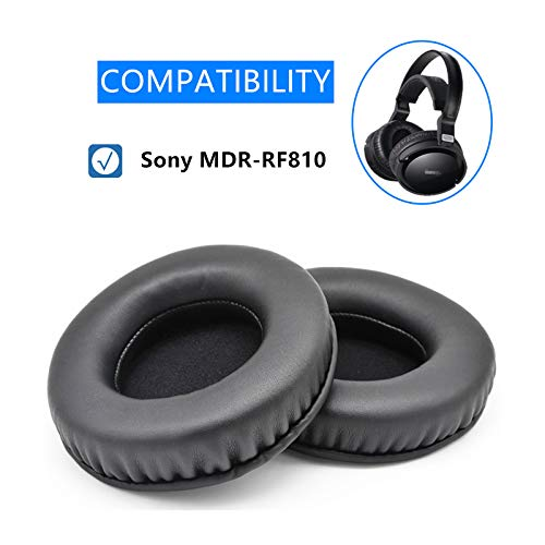 Ersatz-Ohrpolster für Sony MDR-RF810 MDR RF810 RF810 RF810RK Kopfhörer
