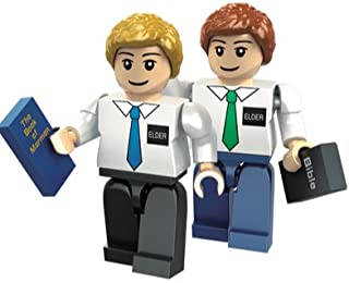 book of mormon action figures