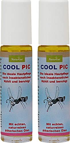 Cool Pic Insektenstich Roll On - ideale Hautpflege nach Insektenstichen 2x 10ml