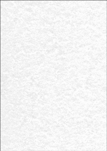 SIGEL DP607 Struktur-Papier Briefpapier Perga grau, A4, 100 Blatt, Motiv beidseitig, 90 g - weitere Farben