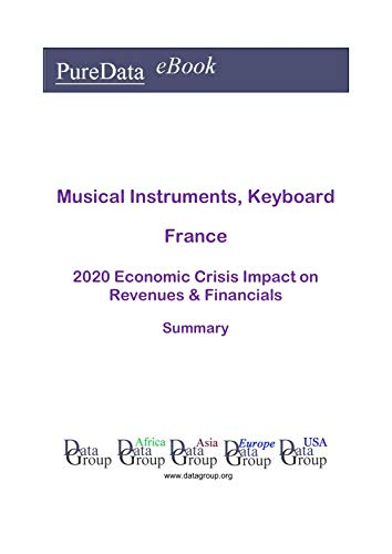 Musical Instruments, Keyboard France Summary: 2020 Economic Crisis Impact on Revenues & Financials (English Edition)