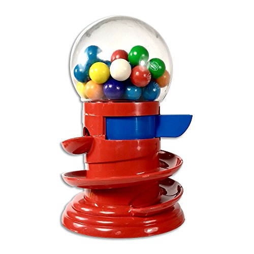 Sweet Spot Spiral Gumball Bank Colors May Vary Gumball Bank