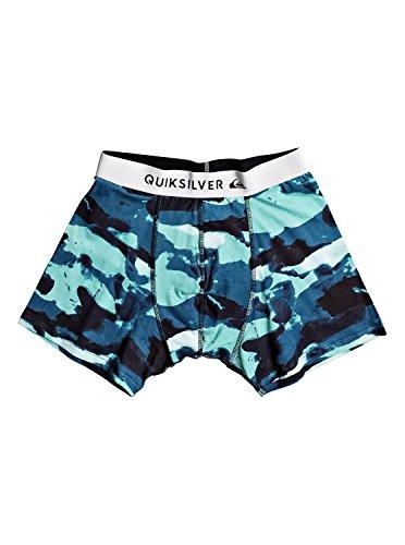 Quiksilver 3031-bsg1040m Herren-Unterhose, Blau Grün, Größe M